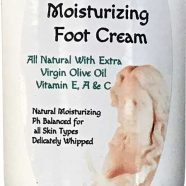 althia olive oil foot cream