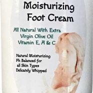 althia olive oil foot cream